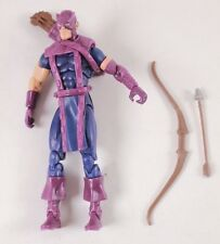 """Marvel Universe 3.75"""" HAWKEYE The West Coast Avengers Loose 100% Complete"""