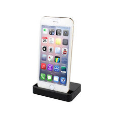 Portable Desktop Holder Charger Sync Dock Stand For Apple iPhone 6 6Plus