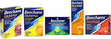 Beechams Range for Cold & Flue,Sore Throat,Blocked Nose, Fever,Chest Cough,Pain