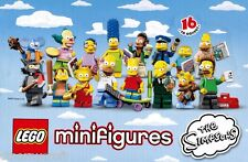 """Lego Minifigures 71005 The Simpsons """"Choose Your MiniFigure"""" New Factory Sealed"""