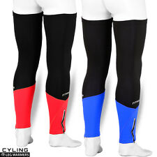 Cycling Leg Warmers Thermal Roubix Winter Cycle Running Knee Protection S/M-L/XL