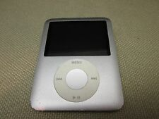 Apple iPod Nano 3rd Generation Model A1236 Media Player - AS IS