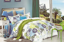 Julia Duvet Cover Bedding Set 100% Cotton Bed Linen