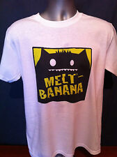 MELT BANANA T-SHIRT Boredoms Deerhoof Big Black Scratch Acid Melvins Shellac Tad