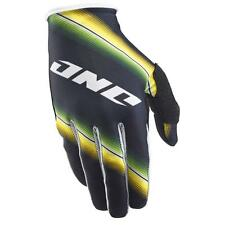 One Industries Zero Gloves Zerode Green/Yellow 2015 - Full Finger MTB MX Enduro