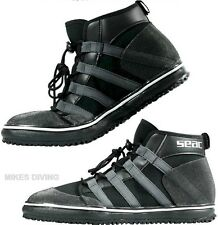 SEAC DRY SUIT ROCK BOOTS DIVING Wetsuit diving surfing Boots Neoprene surf