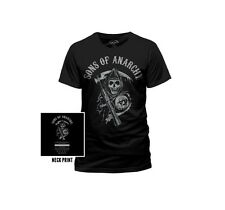 SONS OF ANARCHY - REAPER Logo T-Shirt