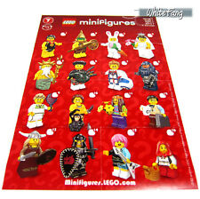 Lego 8831 Minifigures Series 7 -  Serie 7 - NEW