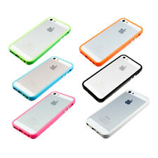 kwmobile BUMPER TPU PER APPLE IPHONE SE / 5 / 5S CUSTODIA PROTETTIVA CASE COVER