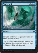2x FOIL Idrovortice - Waterwhirl MTG MAGIC KTK Khans of Tarkir Eng/Ita