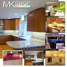 5M LED Dimmable 3528/5050 Warm/Cool White 12V Kitchen Under Cabinet Strip Light