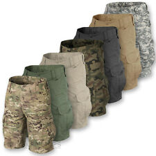 HELIKON CPU SHORTS MENS MILITARY STYLE ARMY CARGO COMBAT RIPSTOP BDU VINTAGE NEW