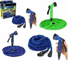 TUBO ESTENSIBILE FLESSIBILE ALLUNGABILE MAGIC HOSE 15m VISTO IN TV PISTOLA CASA