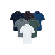 The North Face Mens Polo Piquet T-Shirt RRP ?35