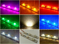 SuperFlux LED Modul BLAU,ROT,GRÜN,GELB,PINK,WEIß (warm/pur) Piranha Leiste Strip