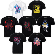 League of Legends LoL Champions Mundo Ashe Ziggs Tibbers Logo T-Shirt Männer Men