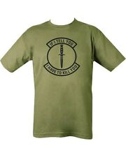 If I Tell You I Have to Kill You T Shirt Military Funny Fancydress Airsoft