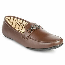 FootnStyle Dark Brown Color Loafer For Mens (FS3004)