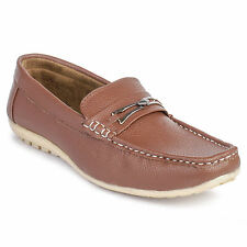 FootnStyle Brown Color Loafer For Mens (FS3005)