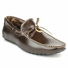 FootnStyle Dark Brown Color Loafer For Mens (FS3025)
