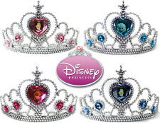 6 X DISNEY PRINCESS TIARA CINDERELLA ELSA ANNA CHOOSE CHARACTER FANCY DRESS PACK