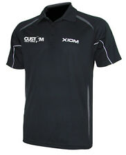 XIOM MANTRA BREATHABLE CUSTOM TABLE TENNIS SHIRT BLACK