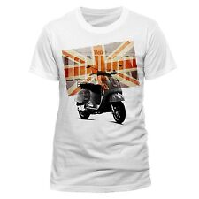 London Generic - Retro London Fitted Herren T-Shirt London England Weiß