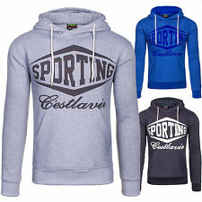 BOLF CASTLAVIE 7571 Pull À Capuche Sweat Homme TOP 1A1 Veste de survêtement