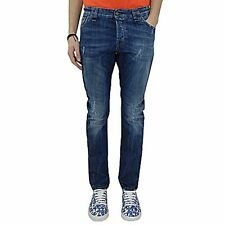 John Galliano jeans authentic strappi, torn jeans authentic