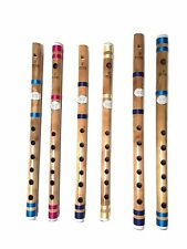 Beginners To Professional Indian Bamboo Flute Bansuri Fipple & Transverse Flute