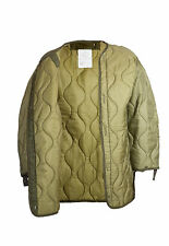 100% Genuine USA Military FISHTAIL M65  PARKA Liner NEW Unworn All Sizes Olive