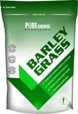 Soil Association Certified Organic Barley Grass - BarleyGrass Powder 100% Pure