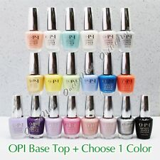 OPI Infinite Shine >>> Base Top Coat + Choose 1 Color Nail Lacquer 10 Day Polish
