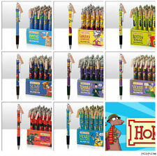 HORRIBLE HISTORIES CHARM PENS ASSORTED DESIGNS TOP QUALITY ITEM