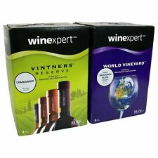 Winexpert World Vineyard Vintners Reserve Wine Kits HUGE SELECTION