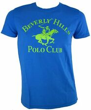 Beverly Hills Polo Club T-shirt Uomo  bhpc306 col.royal
