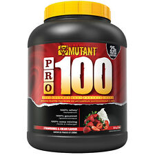 MUTANT PRO 100 908G 1.8KG 100% GOURMET PURE WHEY PROTEIN THICK RICH CREAMY SHAKE
