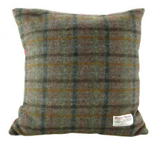 Harris Tweed Square Cushion Choice of 5 Different Authentic Tweed Patterns