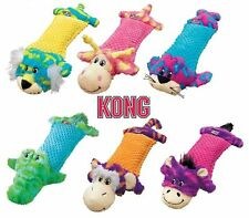 Kong Dog Pillow Critters Strong Exciting Dog Toy Indoor Play Puppy