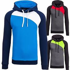 BOLF 28 Men's Hooded Pullover Sweat Jacket Hoodie Hooded Jumper 1A1 Sweatshirt