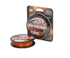 Berkley Fireline Blaze Orange / 270m / braided line / Superline