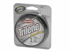 NEW 2015 Berkley Trilene Sensation / Clear / 245m,300m/ProfessionalGradeMonoline