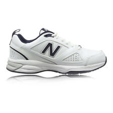 New Balance MX624v4 Mens White Water Resistant Running Shoes Trainers 6E Width
