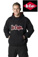 Lee Cooper Fleece Hoody New Mens Jacket Sweatshirt Hooded Top Warm Pullover