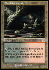 FOIL Pantano Insanguinato - Bloodstained Mire MTG MAGIC On Onslaught Eng/Ita