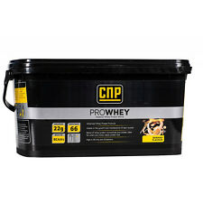 CNP Pro Whey Protein 2kg - High Quality Whey Isolate / Concentrate Blend