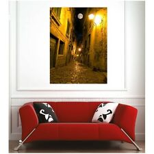 Affiche poster ruelle obscure 4249195