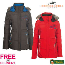 Schockemohle Kendra Ladies Down Jacket Coat (2821-00141) **BNWT**