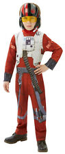 Star Wars Episode VII X-Wing Fighter Poe Classic NEU - Jungen Karneval Fasching
