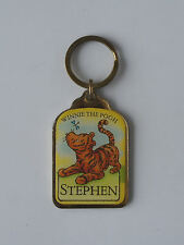 DISNEY PORTACHIAVI 'STEPHEN' - WINNIE THE POOH & FRIENDS DESIGN SMALTATO